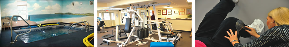 Hertel and Brown Physical and Aquatic Therapy - Erie PA